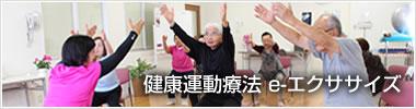 大村市の内科一般・糖尿病 ちくばクリニック|健康運動療法 e-エクササイズ