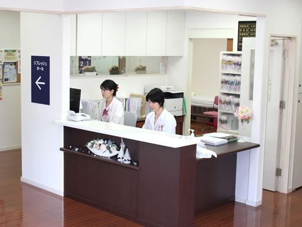 大村市の古賀島町、内科一般・糖尿病を専門とするちくばクリニック|受付