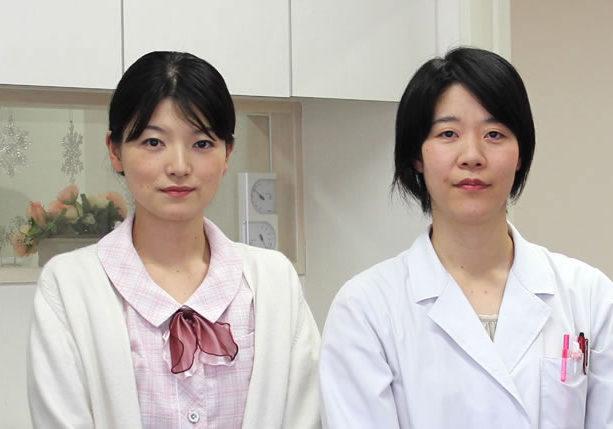大村市の古賀島町、内科一般・糖尿病を専門とするちくばクリニック|事務部